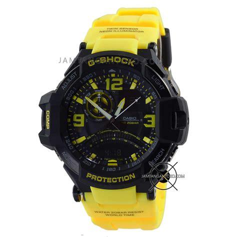 Jam Tangan G Shock Ga1000 3 harga sarap jam tangan g shock ga 1000 9b gravitymaster
