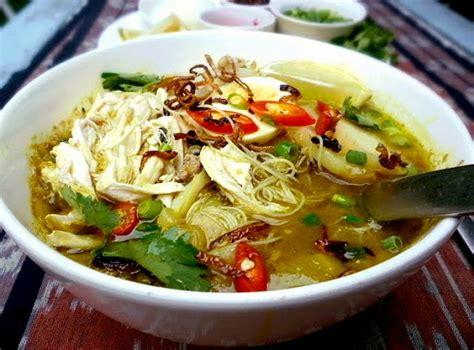 Cara Membuat Soto Ayam Malaysia | resep dan cara membuat soto ayam kuah nikmat dan gurih lezat