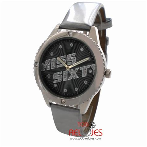 Miss Sixty 8001 reloj miss sixty hombre n8001 relojes outlet ofertas