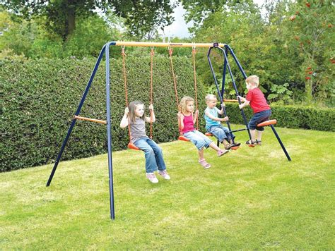 swings children outdoor furniture design and ideas part 32