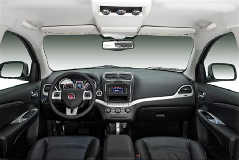 fiat freemont interior 2018 fiat freemont review specs 2019 2020 us suv reviews