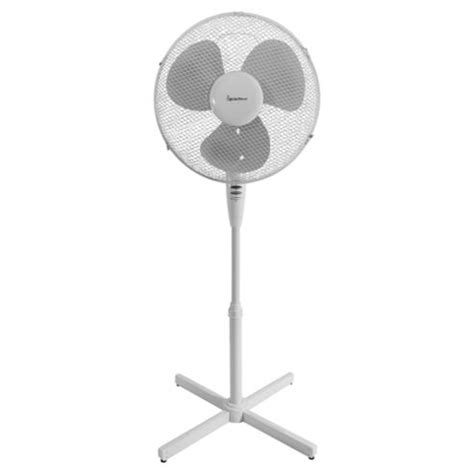 Pedestal Cooling Fan buy signature 16 pedestal cooling fan from our pedastal fan range tesco