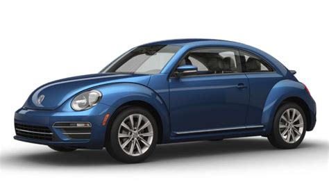 2017 Volkswagen Beetle Interior And Exterior Colors