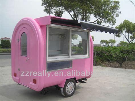 Mini Mobil Truck food service truck commercial mini donut machine