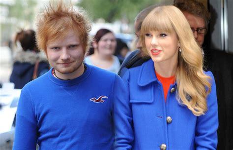 ed sheeran relationship taylor swift pranks ed sheeran edsheerannews