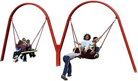 commercial swing set parts biggo duo swing set playground equipment usa