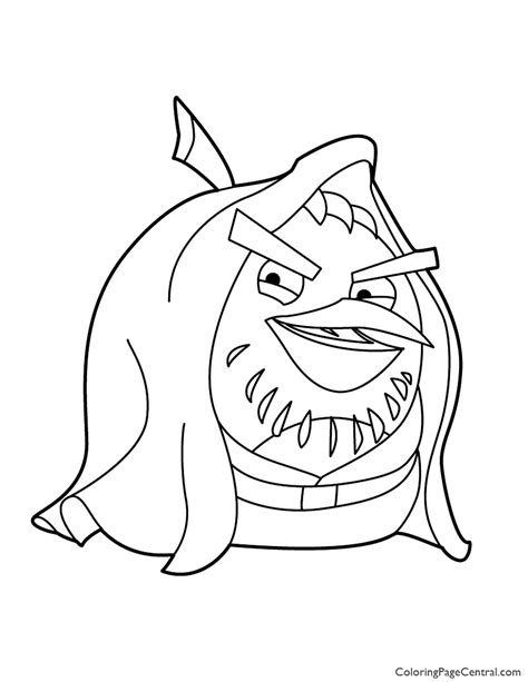 angry birds wars coloring pages darth vader angry birds wars angry birds darth vader coloring pages