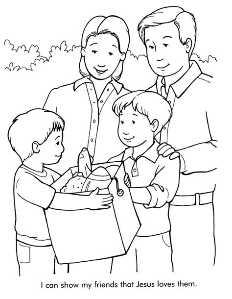 christian unity coloring pages christian coloring pages