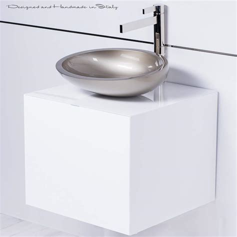 small bathroom vessel sinks modern small vessel sink and vanity combo