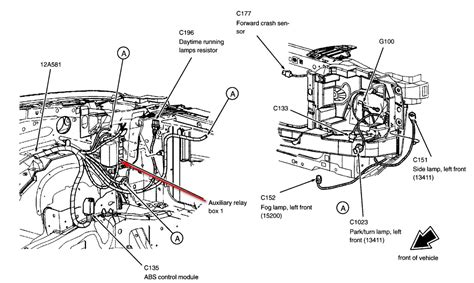 2003 lincoln navigator air suspension diagram 2003 lincoln navigator ac compressor not working