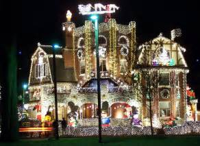 best christmas light shows in america 2009