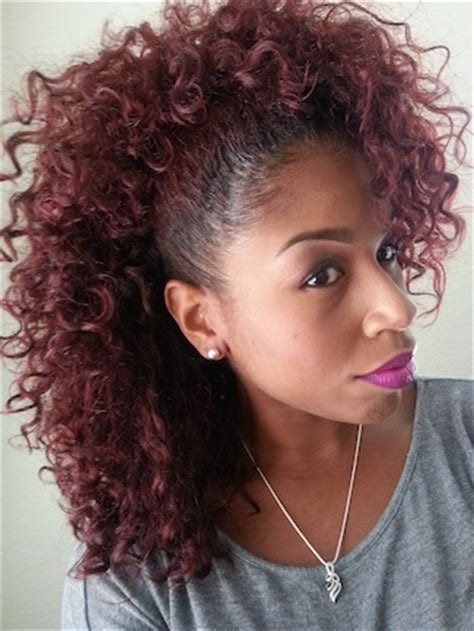Hair Types 3a by 3a Hair Style Icon Black With