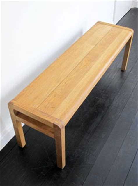 habitat radius bench oak radius bench by simon pengelly for habitat