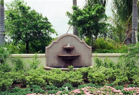 fontane a muro per giardino fontane a muro fontane