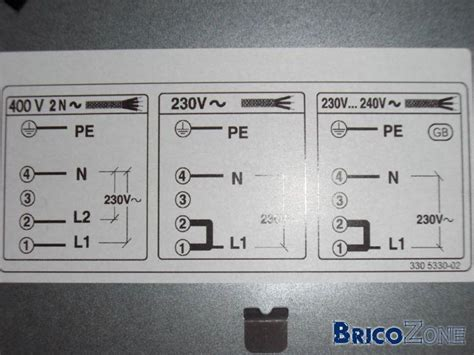 induction hob electrical wiring taque induction tri phas 233 e page 2