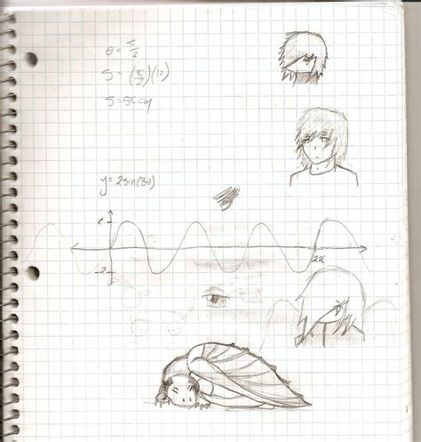 Math Book Doodles 1 By Ebonrainbow On Deviantart