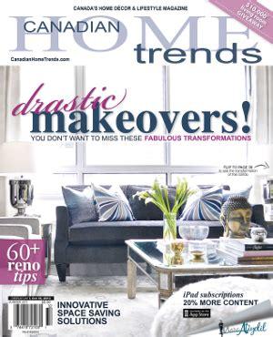 home trends magazine win a bathroom makeover home trends magazine