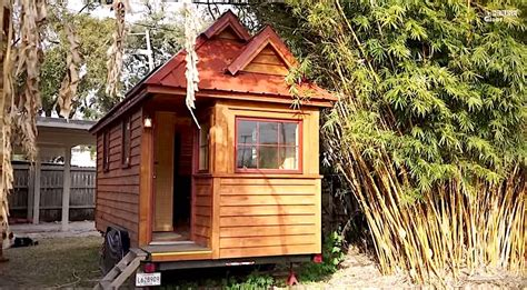 Derek S 18 Tumbleweed Cypress Tiny House On Wheels Tumbleweed Tiny Houses On Wheels