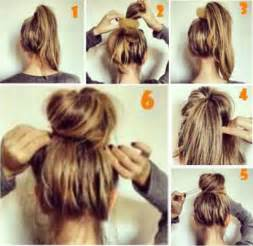 step by step easy updos for thin hair 5 quick easy hairstyles perfect for when you re running