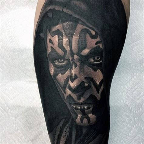 darth maul tattoo design 50 darth maul designs for wars ink ideas