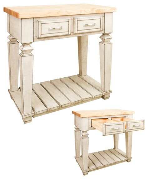 lyn design kitchen islands lyn design isl10 kitchen island french white