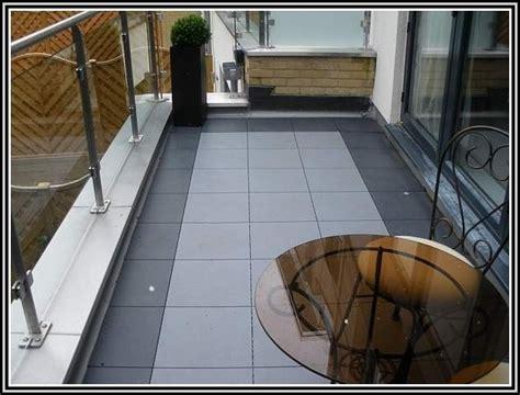 Balkon Fliesen by Kunststoff Klick Fliesen Balkon Fliesen House Und