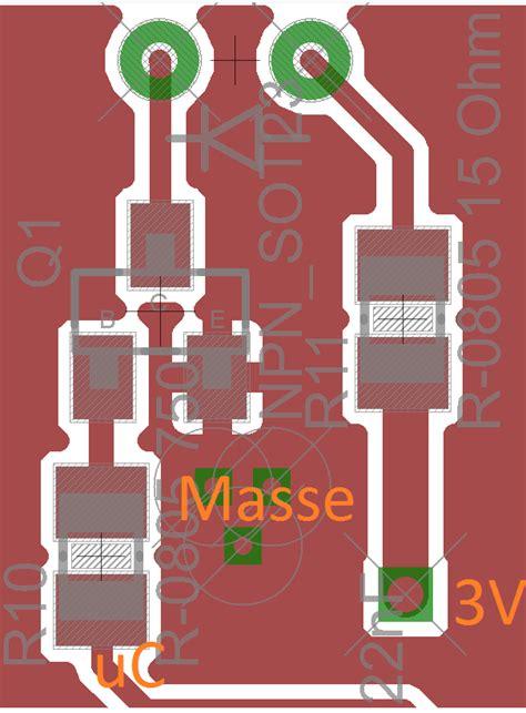 ir diode widerstand probleme bei transistorschaltung zu ir diode mikrocontroller net