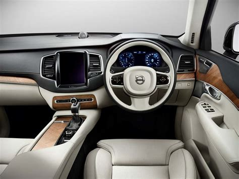 2018 volvo xc90 t8 interior new suv price new suv price