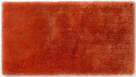 teppich orange tom tailor teppich soft uni orange teppich hochflor