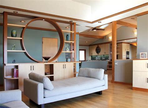 meuble de s駱aration cuisine salon s 233 paration de pi 232 ce id 233 es originales comment s 233 parer l espace