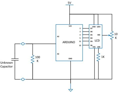 capacitor meter avr capacitance measurement engineersgarage 28 images inductance meter using arduino 28 images