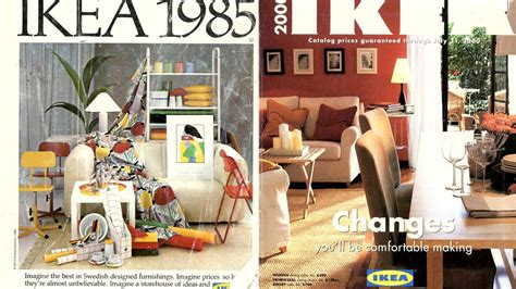 old ikea catalog how ikea became america s furniture selling powerhouse