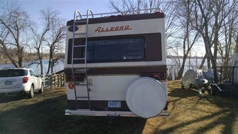 tiffin allegro  ft motorhome  sale  stacy mn