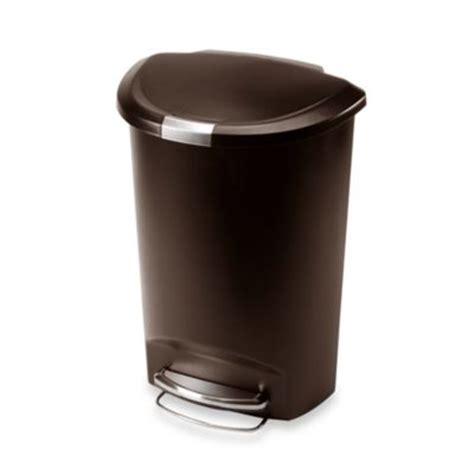 buy trash cans from bed bath beyond
