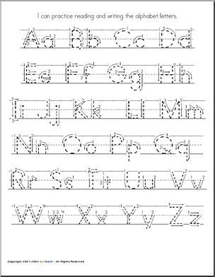 letter formation practice handwriting letter dotted practice search