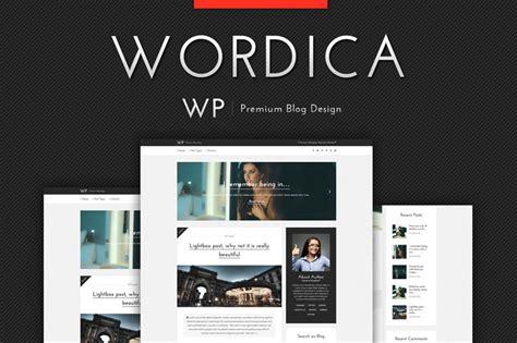wordpress blog themes elegant elegant wordpress blog theme from wordica
