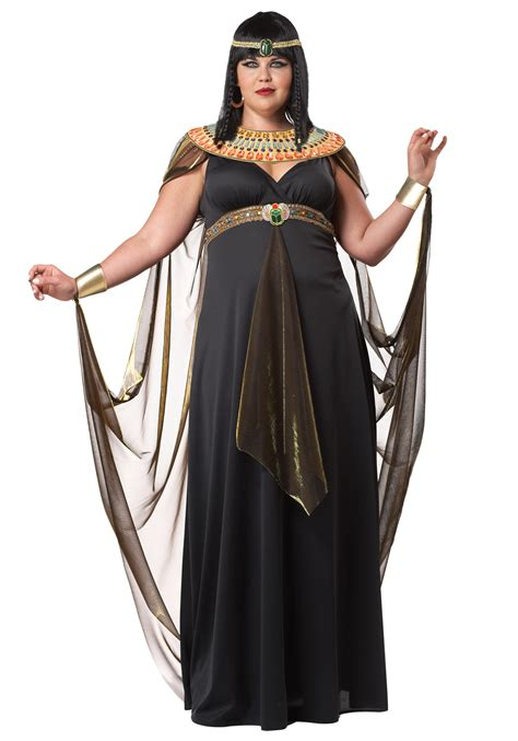xl costume plus size cleopatra costume womens costumes
