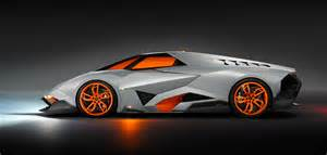 The Lamborghini Egoista Lamborghini Egoista 441kw Selfish Supercar Revealed