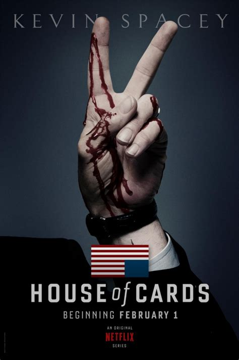 house of cards poster primer p 243 ster de house of cards la serie de david fincher las horas perdidas