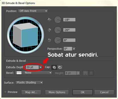cara membuat gambar 3d di adobe illustrator cara membuat tulisan 3d mudah dengan adobe illustrator
