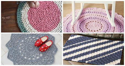 chunky crochet rug 5 chunky crochet rugs diy thought