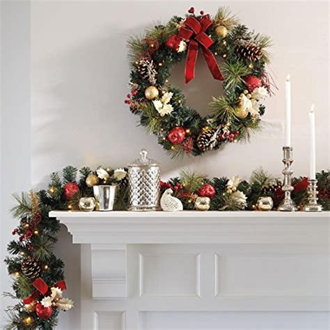 best battery operated christmas garland with lights