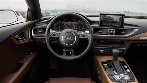 audi a7 interior 2016 audi a7 overview the news wheel