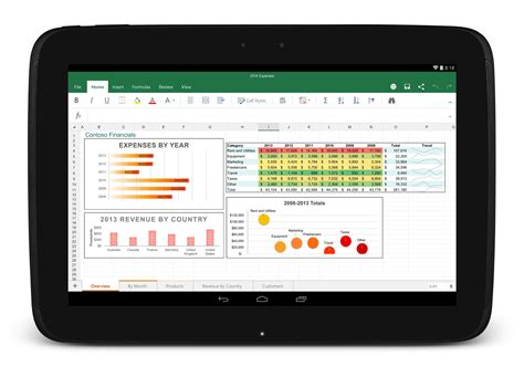 android tablets 2015 microsoft releases word excel and powerpoint for android tablets out of preview venturebeat