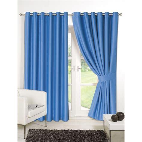 blackout curtains blue dreamscene blackout eyelet curtains blue iwoot