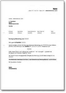 Musterbrief Kündigung Wohnung Mieter K 252 Ndigung Mietvertrag 252 Ber Ein Zimmer Fristgem 228 223 Vermieter De Musterbrief