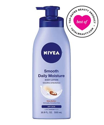 the best lotion best lotion no 9 nivea smooth daily moisture 3 99