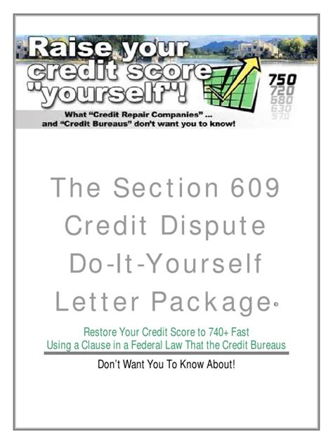 Section 609 Credit Repair Sle Letters section 609 credit dispute reviews printable receipt