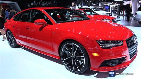 V8t Audi by 2017 Audi S7 V8t Exterior And Interior Walkaround 2016