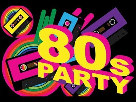 Musik 80 Videohit 80 Zona 80 decora 199 195 o de aniversario tema anos 80